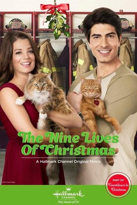 The Nine Lives of Christmas poster