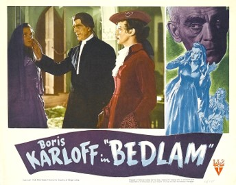 Bedlam movie card