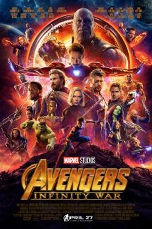 Avengers Infinity War poster image
