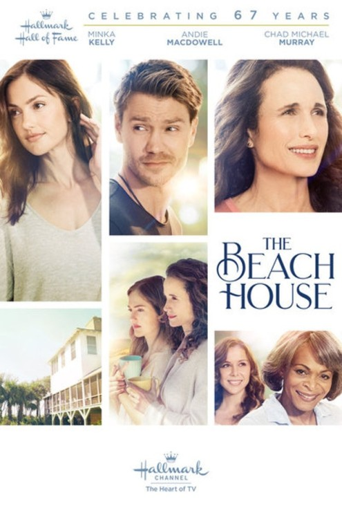 Hallmark Hall of Fame's The Beach House poster