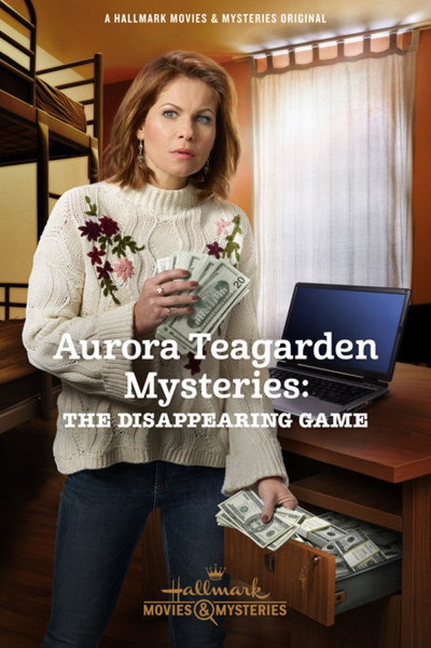 Aurora Teagarden Mysteries -- The Disappearing Game poster