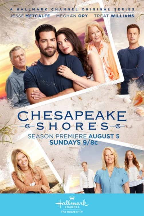Chespeake Shores Season 3 poster