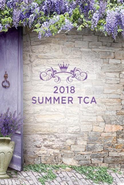 Hallmark Summer TCA Event poster