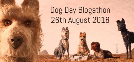 2018 Dog Day Blogathon Banner