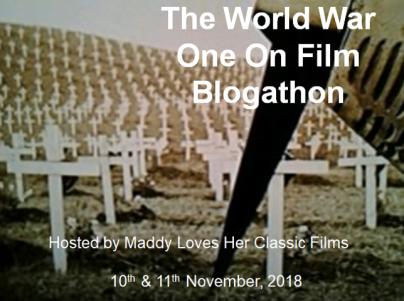 2018 WWI on Film Blogathon