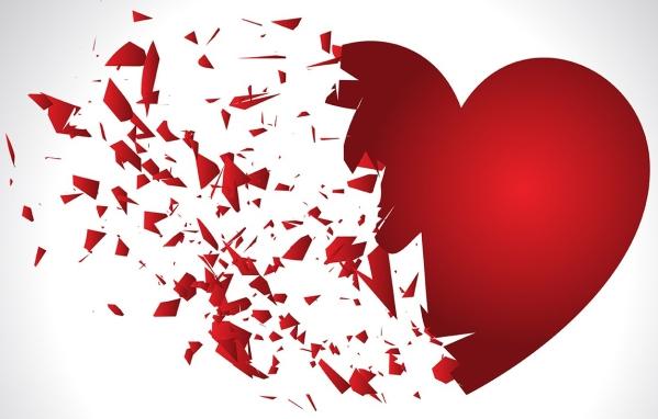 exploding heart 0912