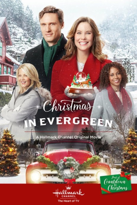 Christmas In Evergreen poster
