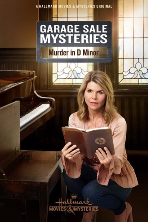 GSM Murder in D Murder poster
