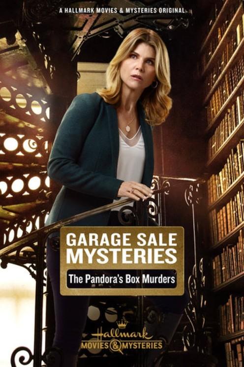 GSM Pandora's Box Murders poster