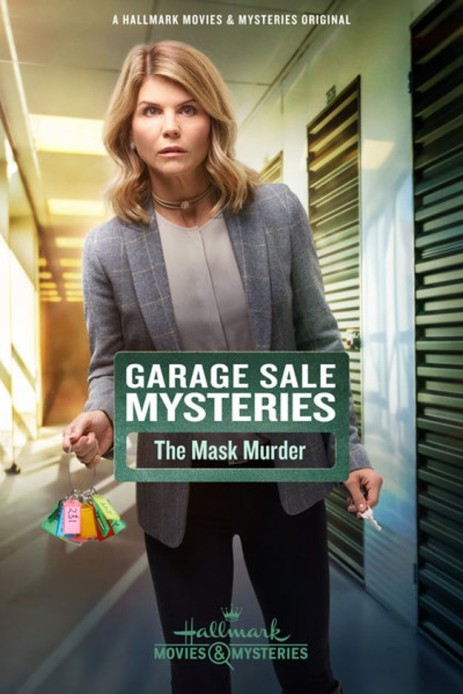 GSM The Mask Murder poster