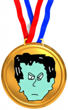 Blog Complainer's Appreciation Award