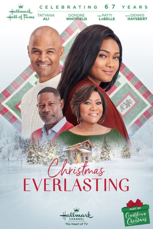 HHoF Christmas Everlasting poster