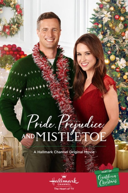 Pride, Prejudice and Mistletoe poster