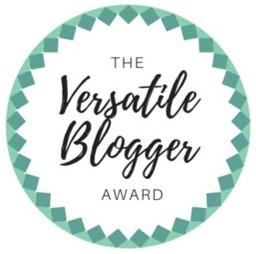 The Versatile Blogger Award