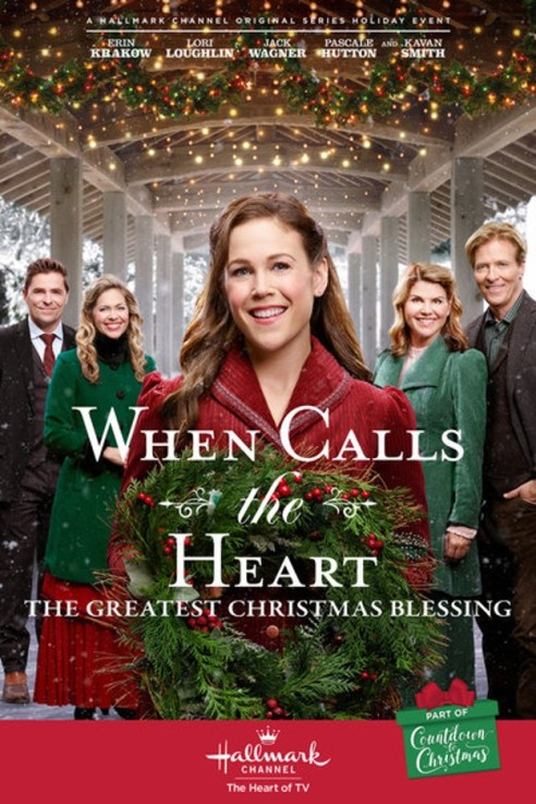 When Calls the Heart -- The Greatest Christmas Blessing posters