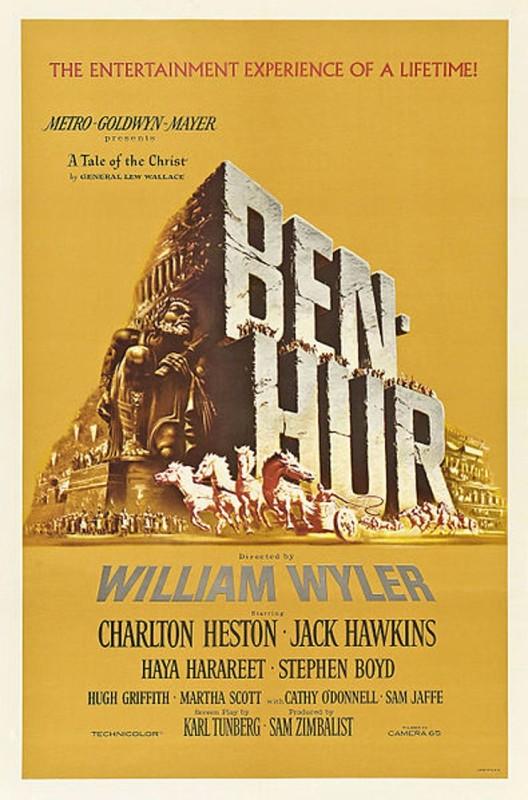 ben-hur 1959 poster