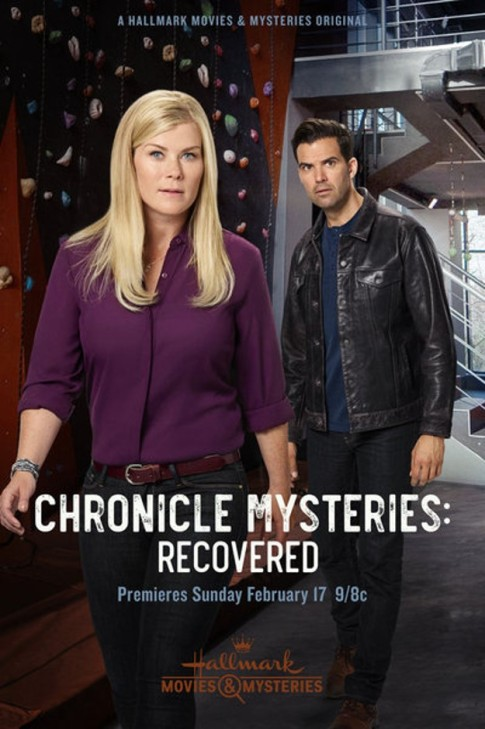 chronicle mysteries recovered poster