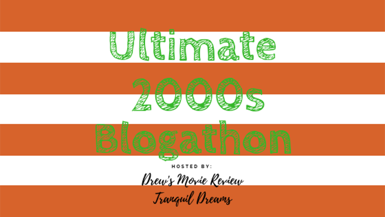 ultimate 2000s blogathon banner