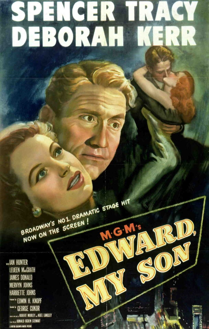Edward, My Son poster