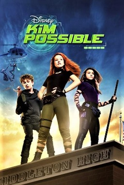 Kim Possible 2019 poster