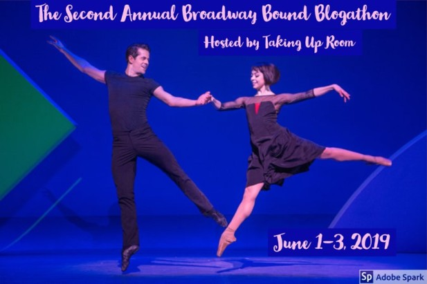 2nd Annual Broadway Bound Blogathon banner