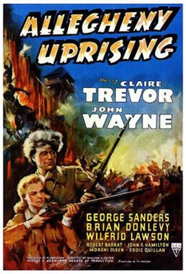 Allegheny Uprising poster