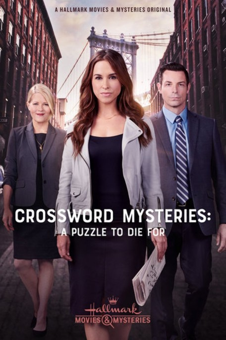 Crossword Mysteries -- A Puzzle to Die For poster