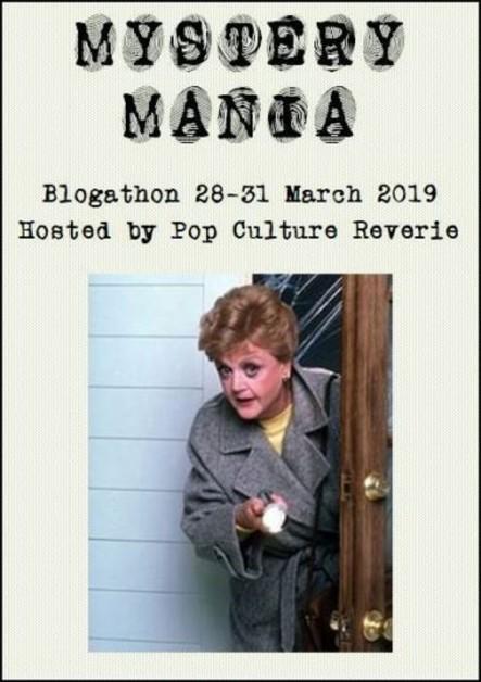 Mystery Mania Blogathon banner