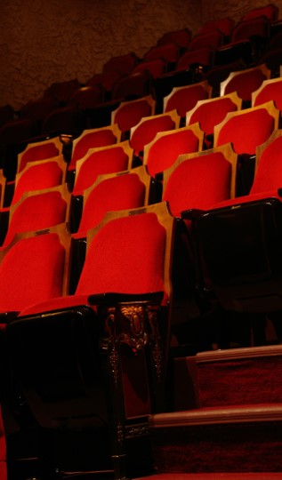 Theater seats image