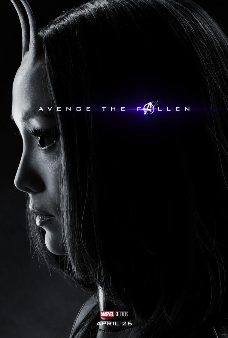 Avengers Endgame Mantis poster