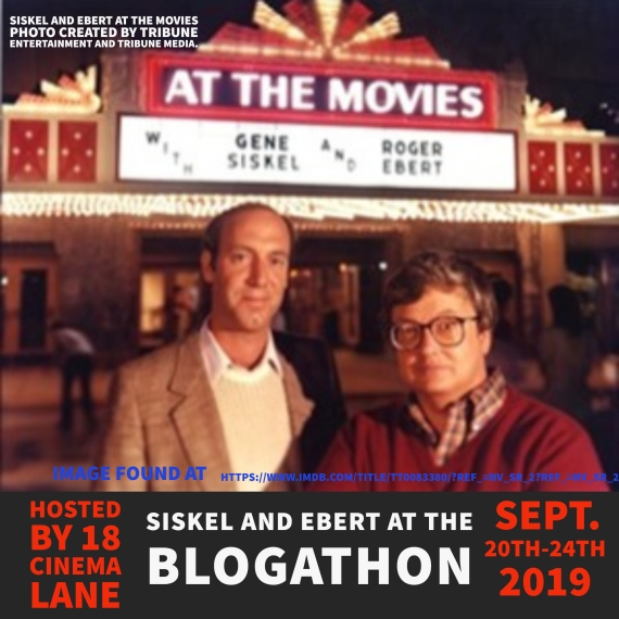 Siskel and Ebert At the Movies banner