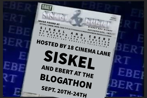 Siskel and Ebert Newspaper banner