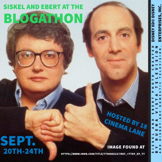 Siskel and Ebert Profile banner