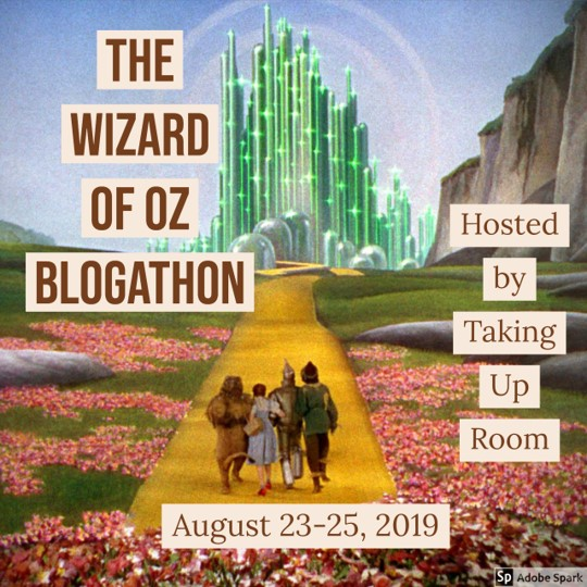 The Wizard of Oz Blogathon Banner