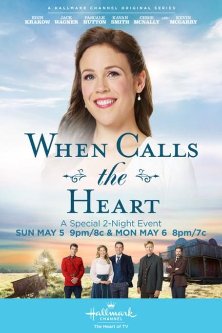 When Calls the Heart Season 6 poster 2
