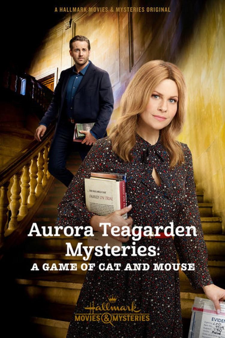 Aurora Teagarden 10 poster