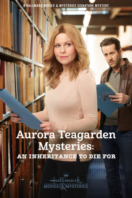 Aurora Teagarden 11 poster