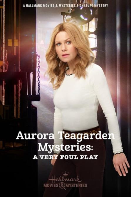 Aurora Teagarden 12 poster