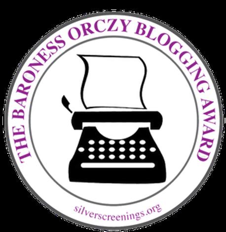 Baroness Orczy Award