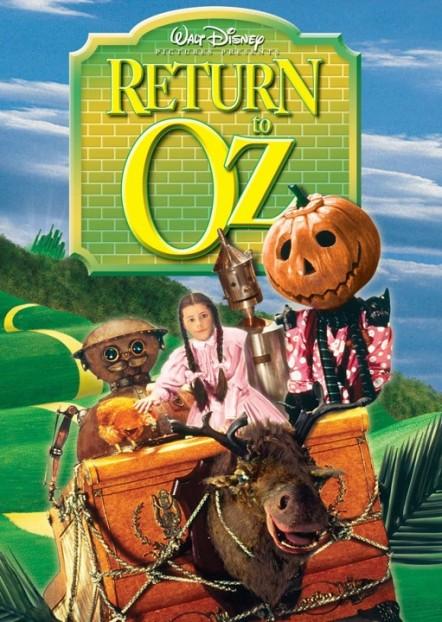 Return to Oz poster