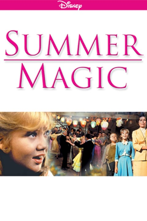 Summer Magic poster