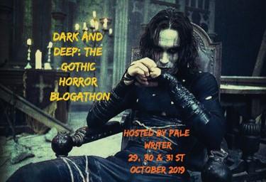 Gothic Horror Blogathon banner