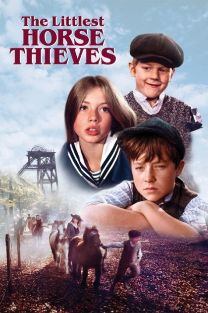 The Littlest Horse Thieves poster
