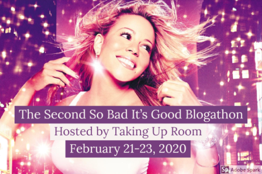 2nd Annual So Bad It's Good Blogathon banner
