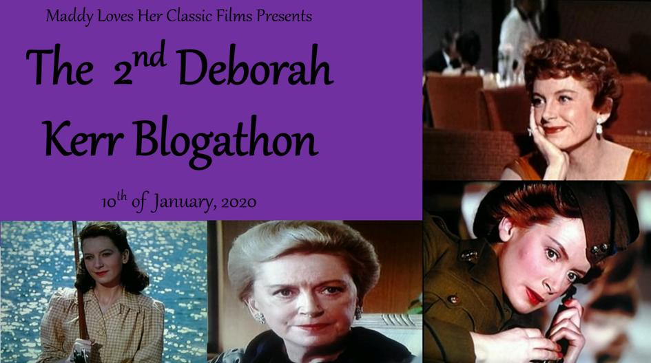 2nd Deborah Kerr Blogathon banner