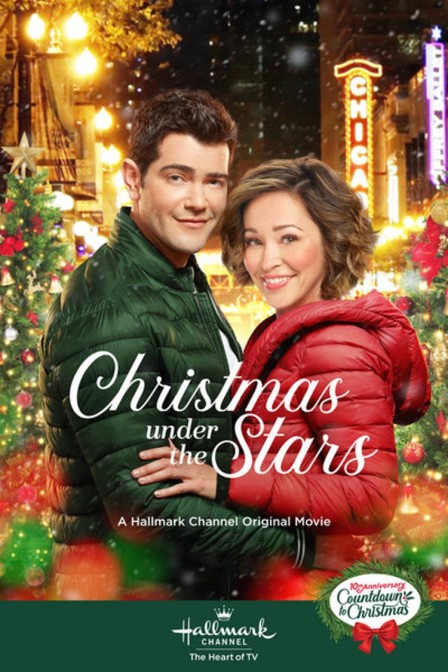 Christmas Under the Stars poster