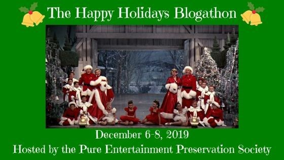 Happy Holidays Blogathon banner