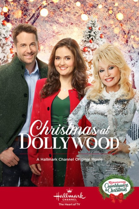 Christmas at Dollywood poster