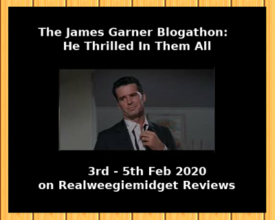 James Garner Blogathon banner