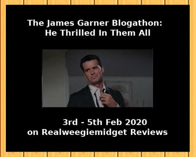 James Garner Blogathon banner